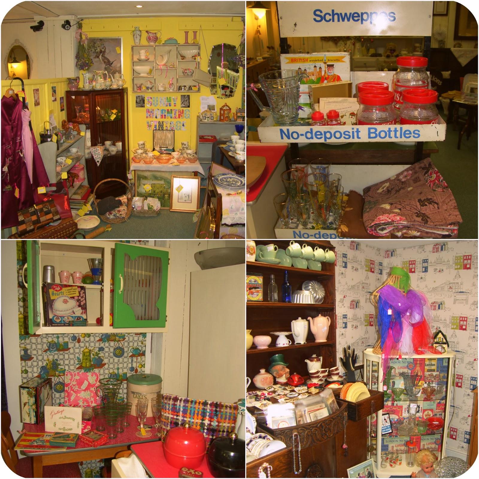 British Emporium Tea Room Upland Ca