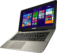 Asus X455LA Driver Download For Windows 8 and Windows 8.1 64 bit only, Driver Also Compatible for Windows 7 64 bit, but will not working on 32 bit Windows