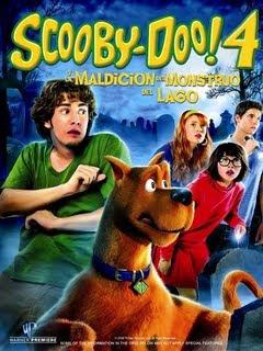 Scooby Doo Maldición Del Mounstro Del Lago DVDRip Latino