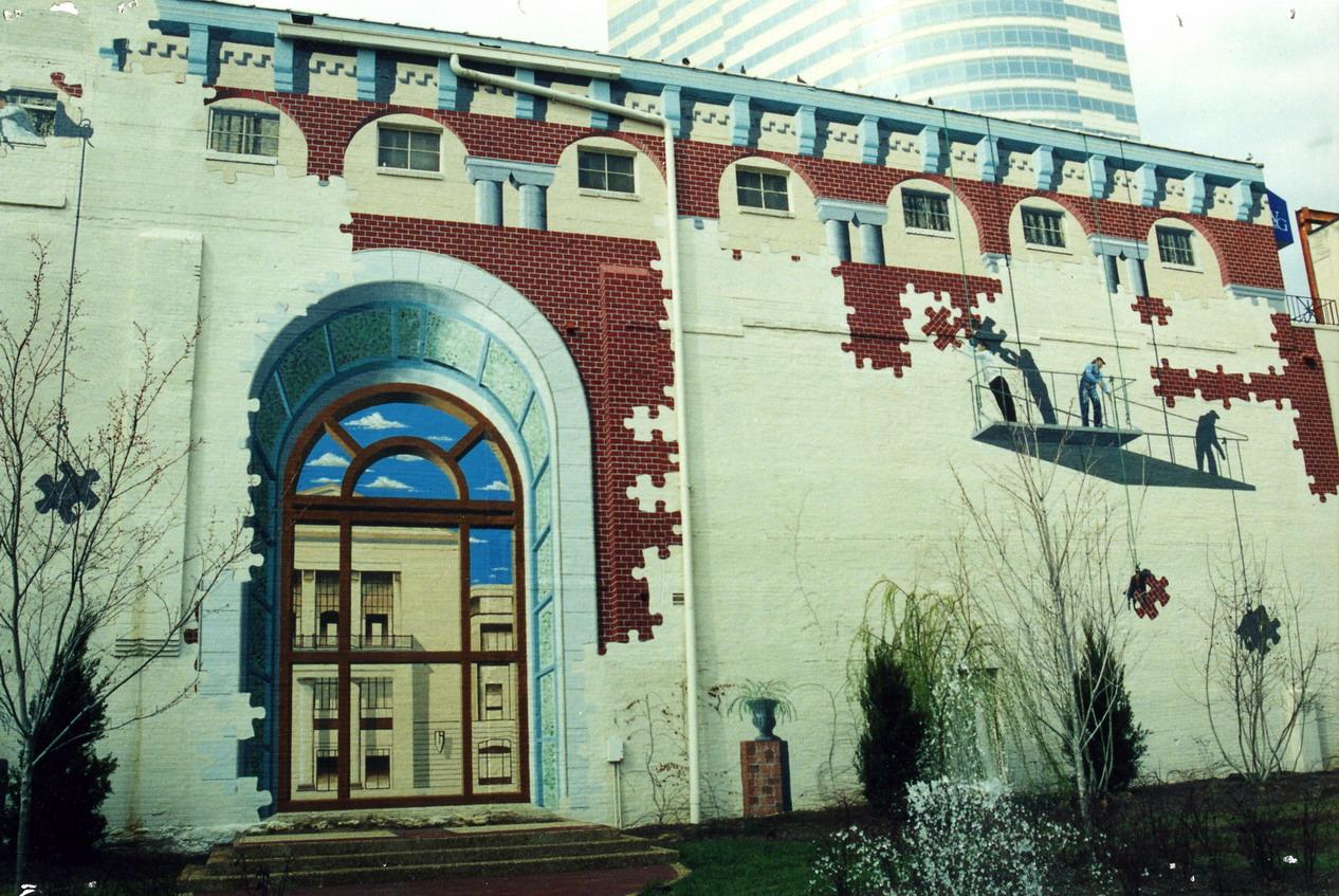 Exterior Murals Painting Best Home Wallpaper Designs Wall Decor