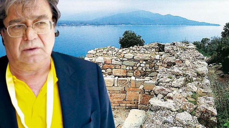 Ομιλία του αρχαιολόγου Κωνσταντίνου Σισμανίδη στη Δημοτική Βιβλιοθήκη Αλεξανδρούπολης