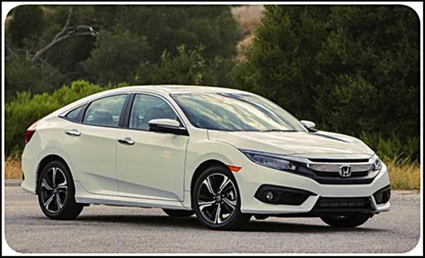 2016 New Honda Civic Models