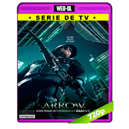 Arrow (S05E22) WEB-DL 720p Audio Ingles 5.1 Subtitulada