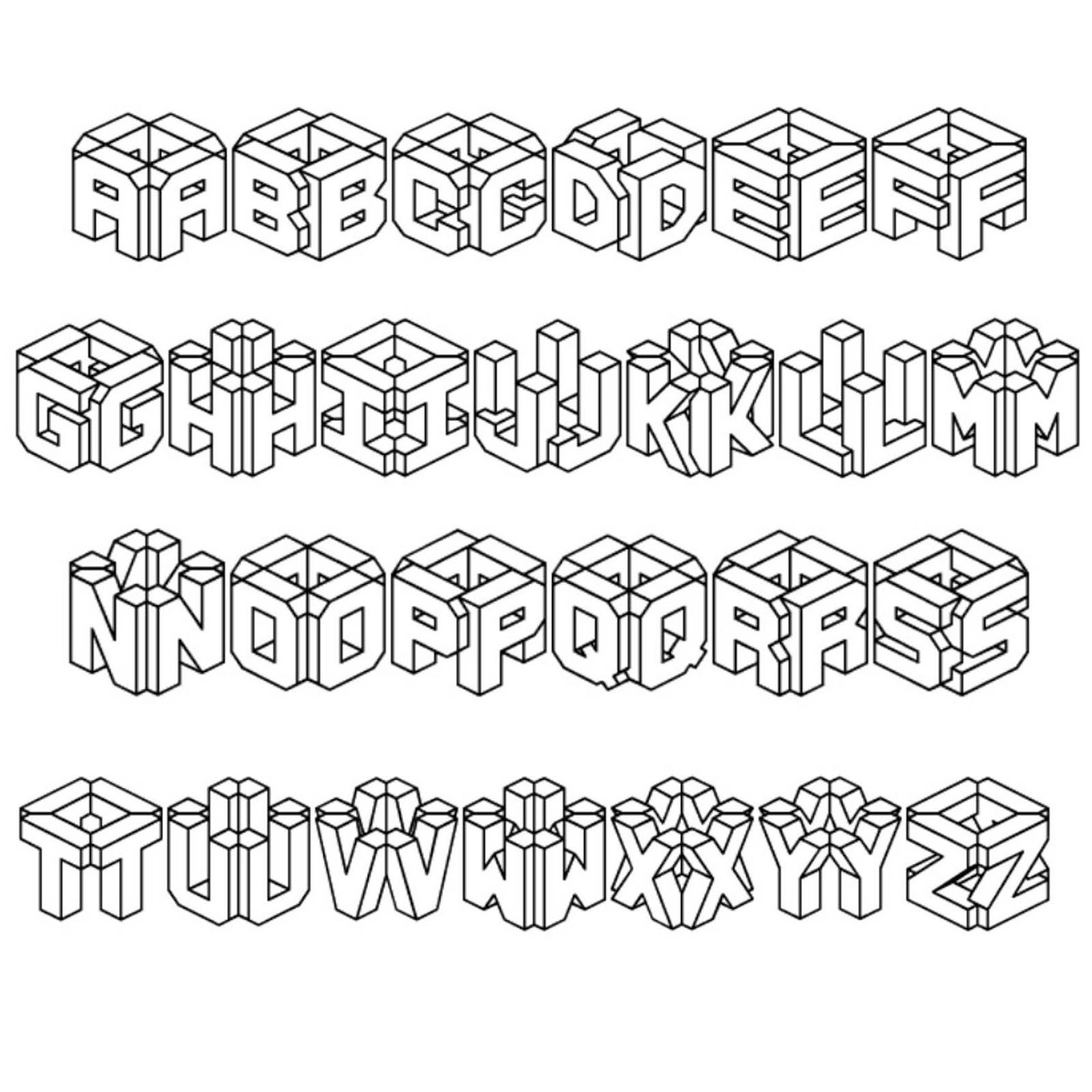 Beste 3d Scanner Image: 3d Letters SA-23
