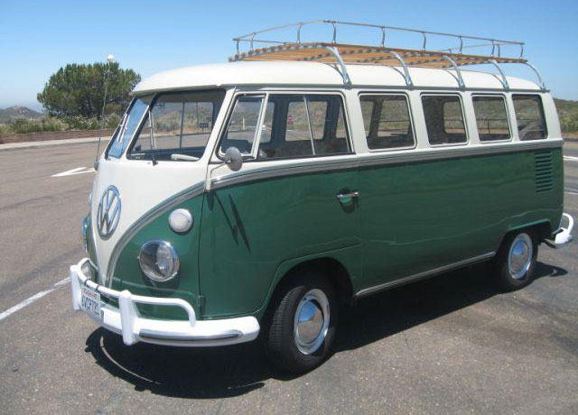 Vanagon Paint Colors