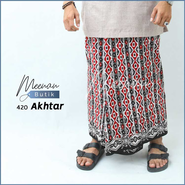Sarung Batik Podosugih (Akhtar 420)