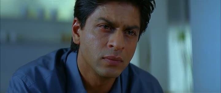 Screen Shot Of Hindi Movie Swades 2004 300MB Short Size Download And Watch Online Free at worldfree4u.com