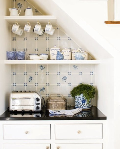Lighting Basement Washroom Stairs: Home Quotes: Under Stairs Storage And Shelving Ideas (Part 1