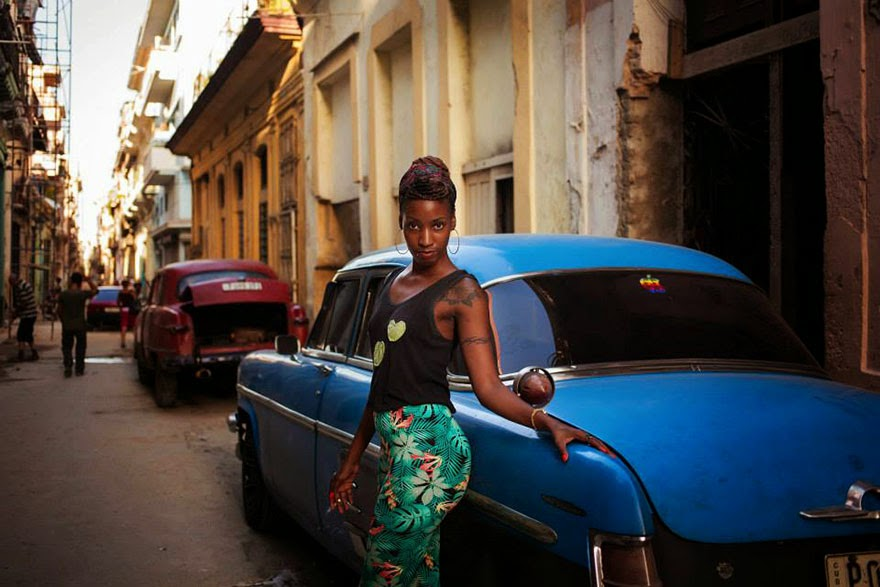 Havana, Cuba - I Photographed Women From 37 Countries To Show That Beauty Is Everywhere