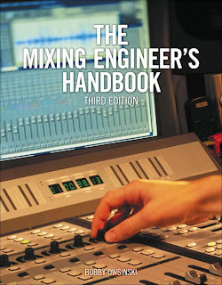 The Mixing Engineer's Handbook 3rd edition cover image