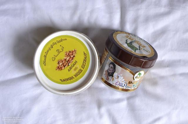 Mydło arganowe lub czarne mydło - 11 pomysłów na marokański prezent na Mikołaja lub pod choinkę