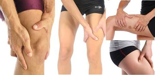 Aprende por qué se generan los dolores en los muslos y las rodillas cuando corres