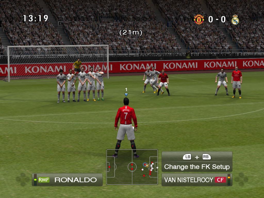 Free Download Game Pro Evolution Soccer 3
