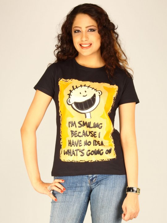 www.keralites.net Funky T-Shirts Designs For Young Girls ...