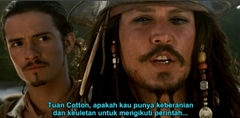 Download A Karib-tenger kalózai: A Fekete Gyöngy átka (2003) BluRay 480p & 3GP Subtitle Indonesia