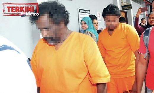 Suspek kes bunuh Tapah dibebaskan