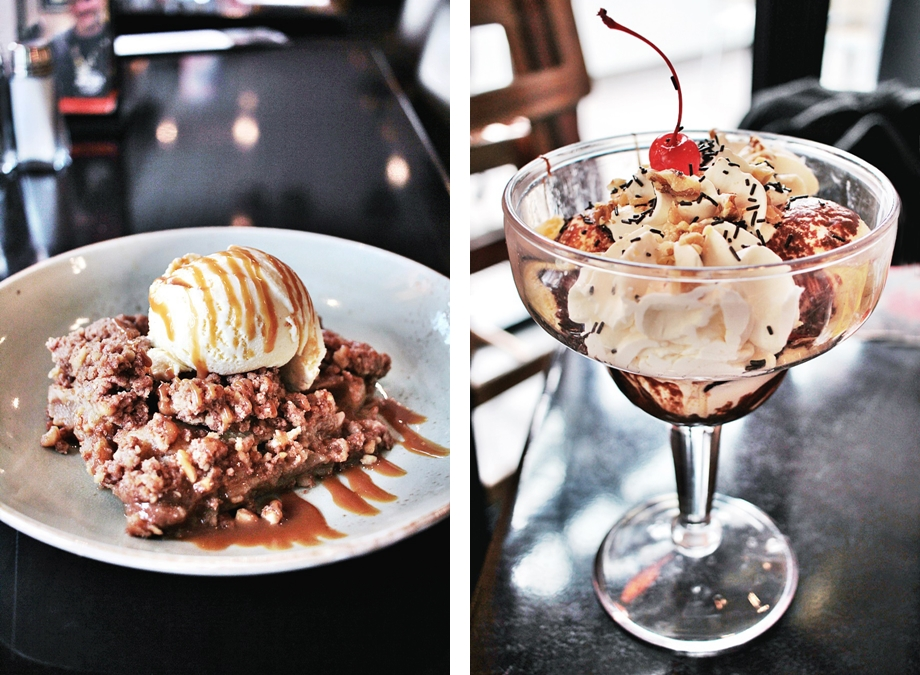 dessert hard rock cafe ice cream