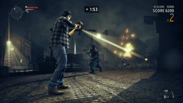 Alan Wake's American Nightmare pc full español
