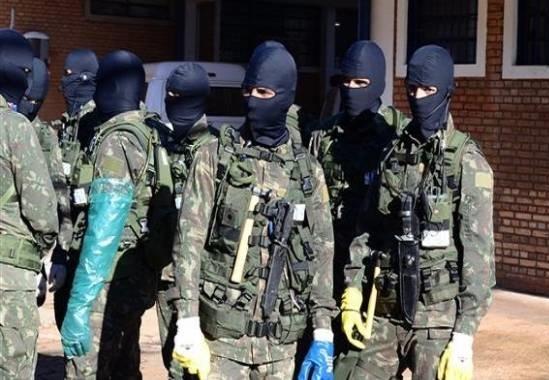 Operação 'Varredura' é iniciada do Estabelecimento Penal em Campo Grande