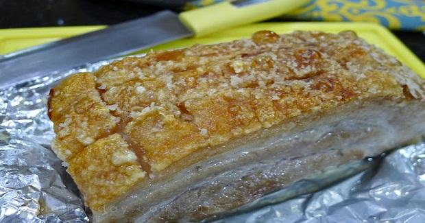 Easy Oven-Roasted Lechon Kawali Recipe
