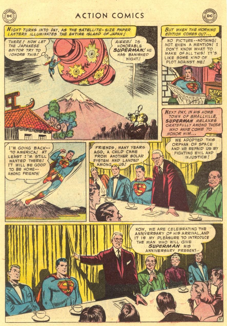 Action Comics (1938) 211 Page 12