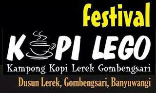 Festival kopi lego Gombengsari.