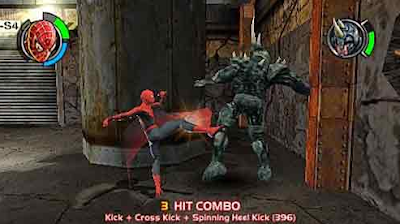 spiderman 3 for ppsspp