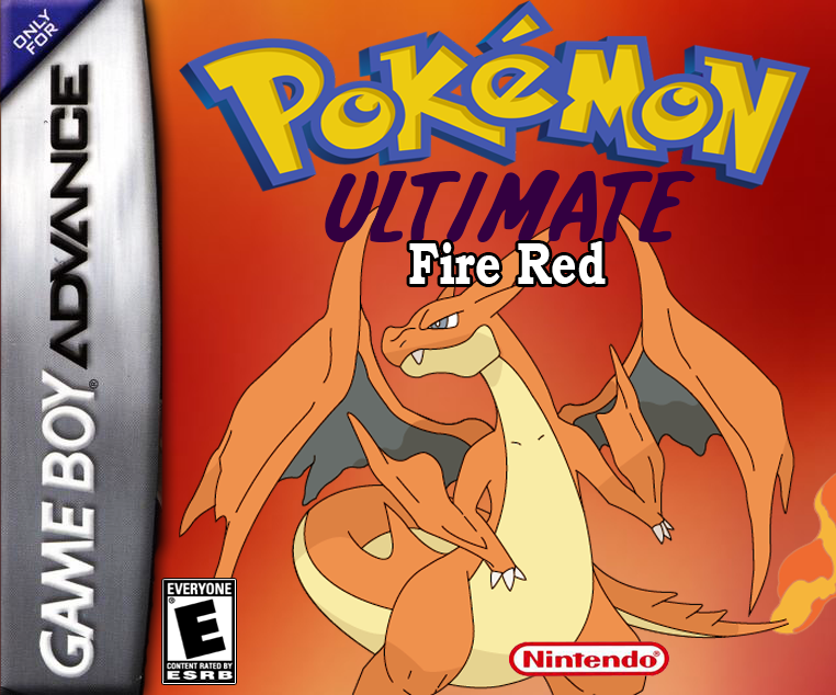 Pokemon Ultimate Mega Firered