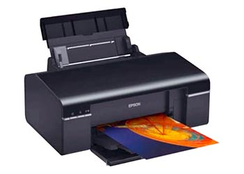 Epson T60 Adjustment Program Printer
