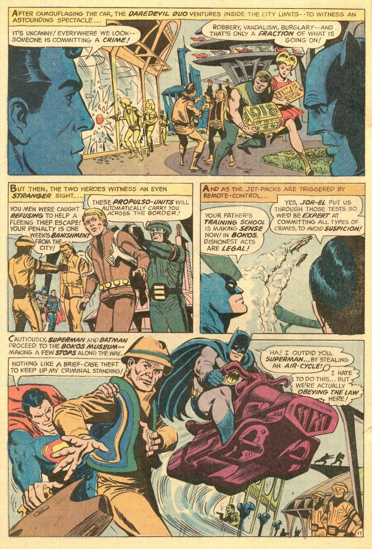 Read online World's Finest Comics comic -  Issue #191 - 20