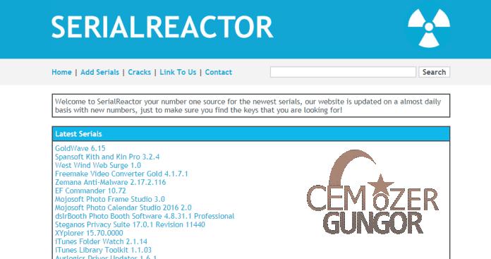 serialreactor