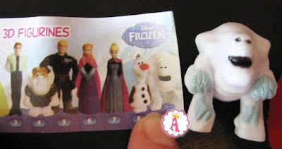 Маршмеллоу из соков с сюрпризами Surprise Drinks Frozen Marshmallow