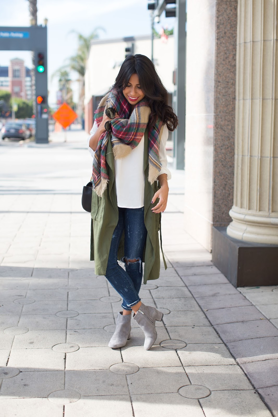 Life Love And The Pursuit Of Shoes Grey Booties FTW