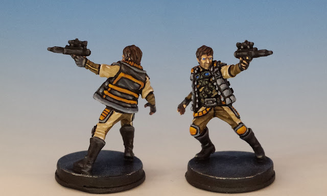 Rebel Smuggler, Imperial Assault (2016)