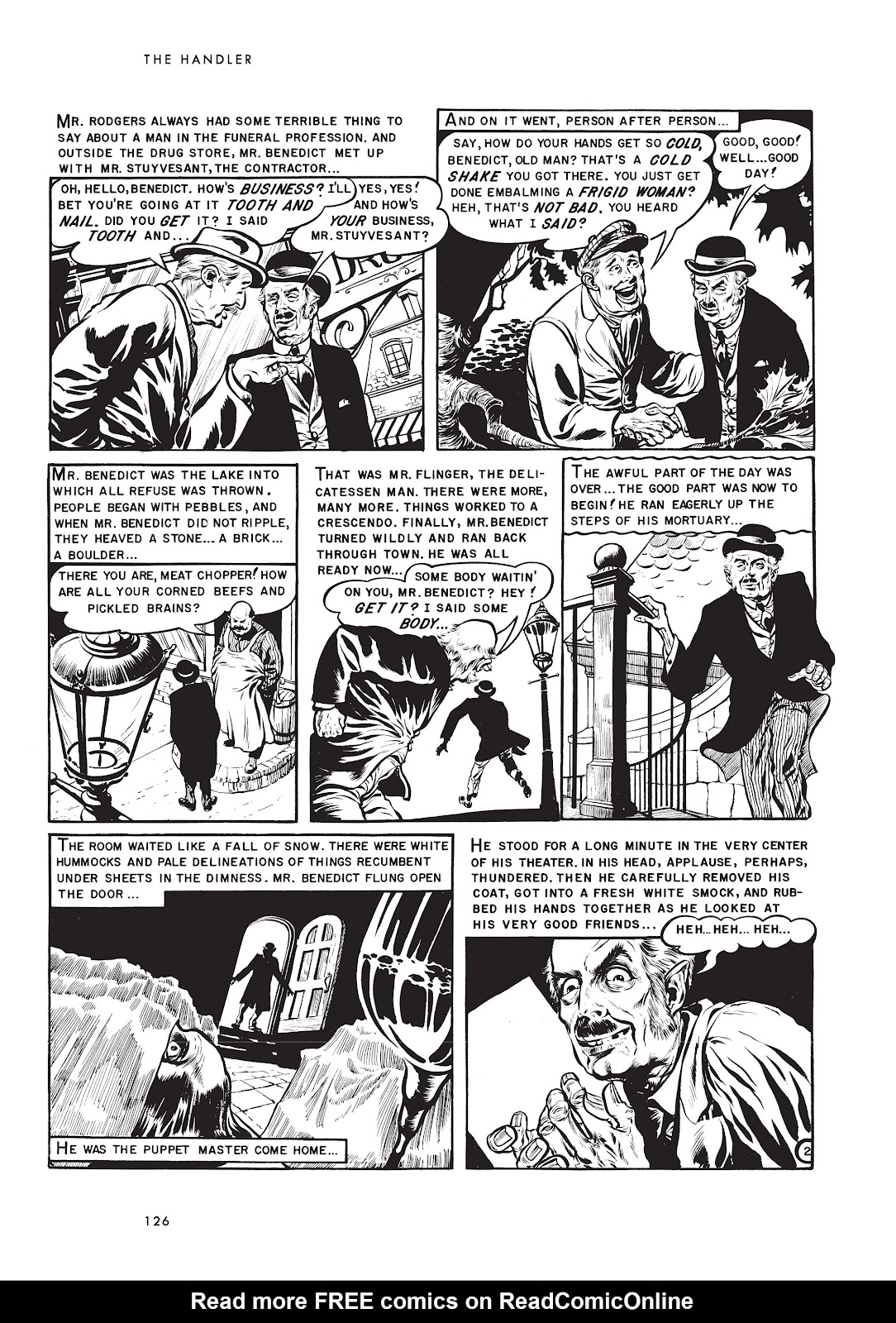 Read online Sucker Bait and Other Stories comic -  Issue # TPB (Part 2) - 41