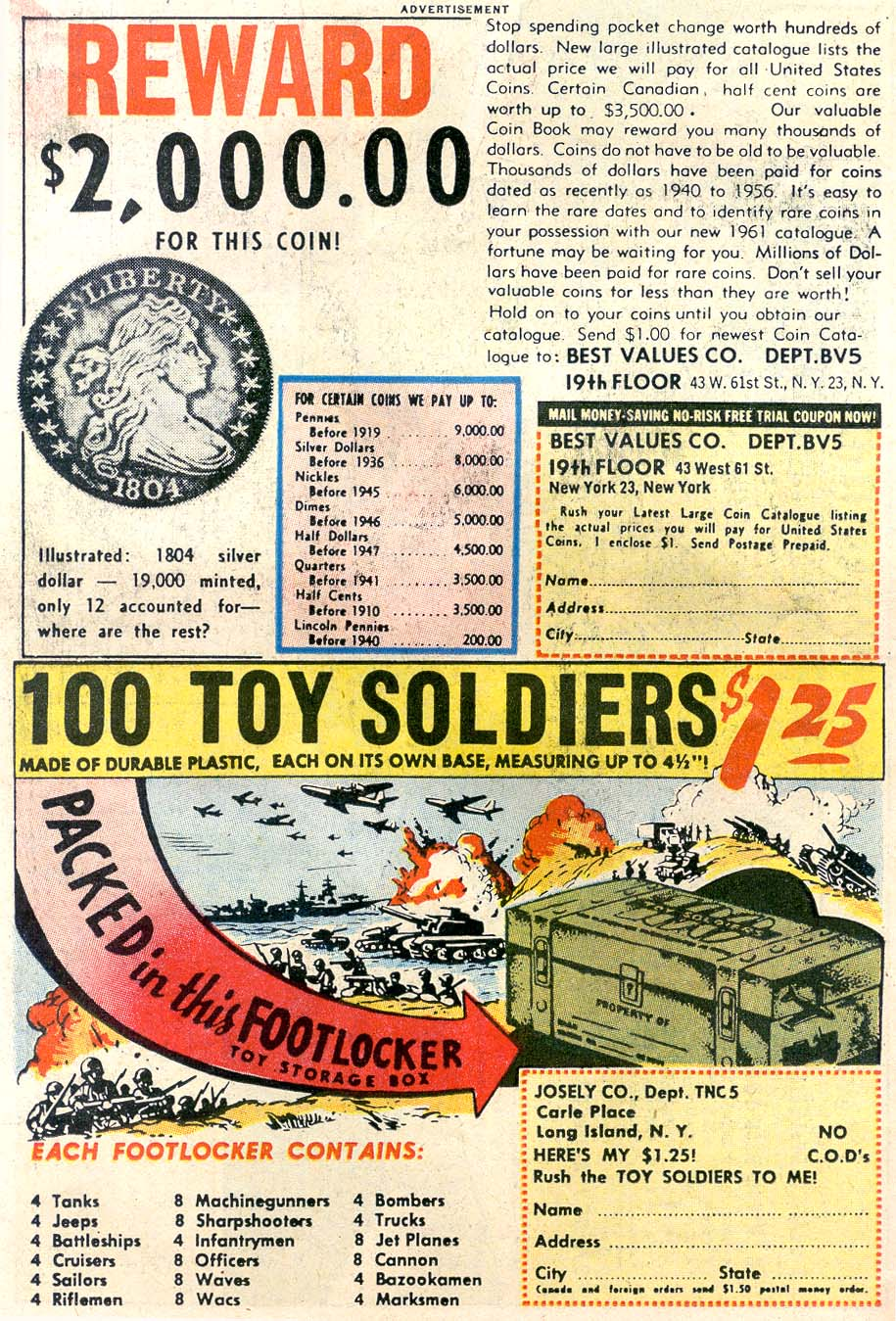 Strange Adventures (1950) issue 136 - Page 34