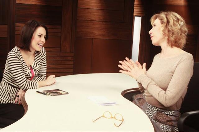 Sandy no Marilia Gabriela Entrevista