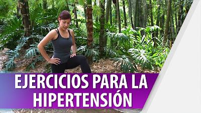 hacer ejercicios para reducir presion arterial