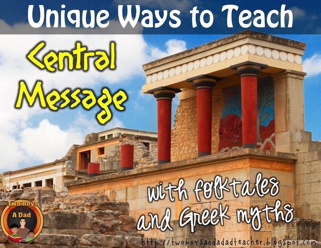 teaching the central message