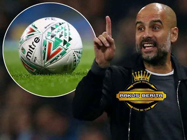 Ngeluh Soal Bola, EFL Segera Buat Pertemuan Dengan Guardiola