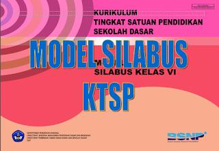 Download Silabus KTSP Kelas I – VI Semester 1 dan 2