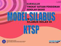 Download Silabus KTSP Kelas 1 - 6 Semester 1 dan 2 Gratis
