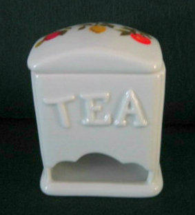 I Purchased The Tea Bag Caddy Below Quite Awhile Ago Noticed There Are Two On E Bay Right Now