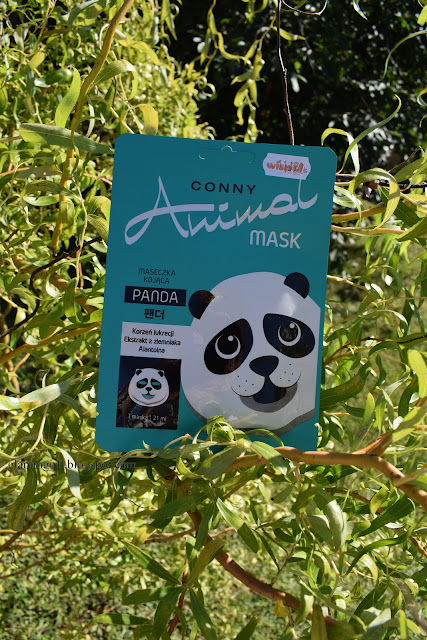 Maseczkowo #4 - Conny Animal Mask