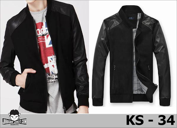 jas exclusive jaket korean style  ks 34