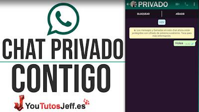 Como Chatear Contigo Mismo por Whatsapp - Trucos Whatsapp