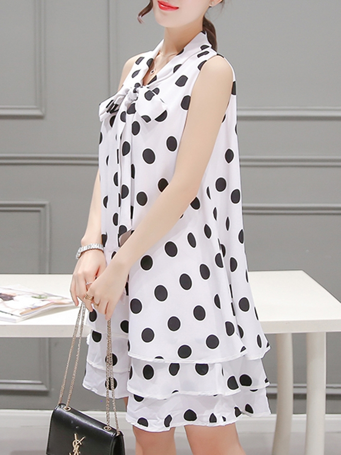 https://www.fashionmia.com/Products/summer-tie-collar-polka-dot-chiffon-mini-shift-dress-193773.html
