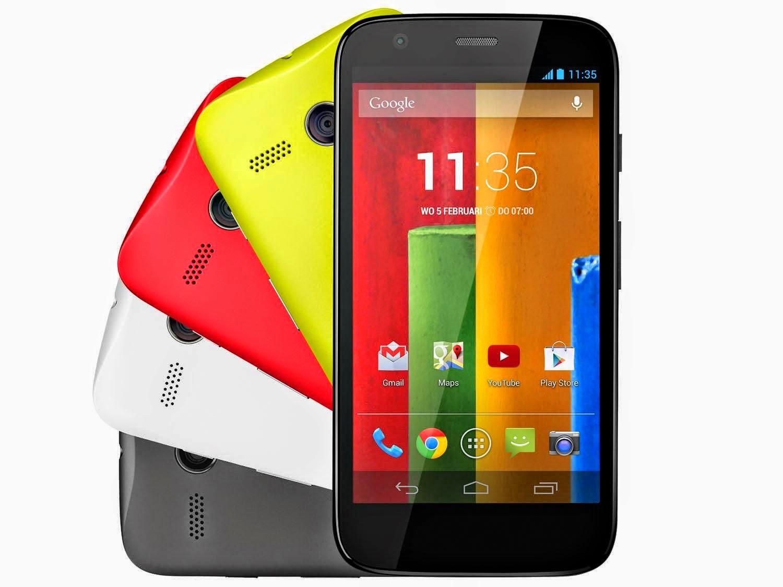 Harga dan Spesifikasi Motorola Moto E Terbaru