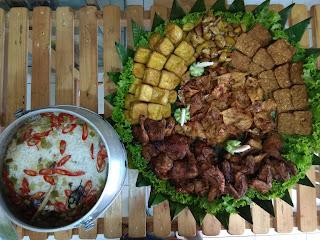 Nasi Liwet di Bandung dan Cimahi