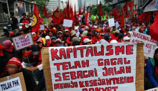 Sejarah Hari Buruh Di Indonesia